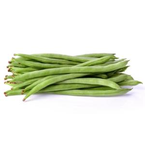 JUDIA BOBBY green beans isolated 1000p