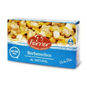 berberechos bote