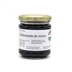 MERMELADA MORAS 230GR 1000p