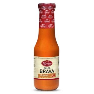 salsa brava bote
