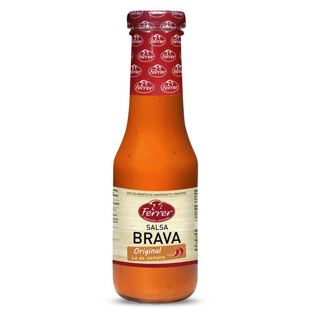 SALSA BRAVA FERRER 1000p