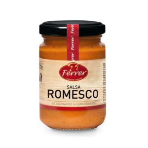 salsa romesco bote