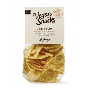 snack vegan lenteja-quinoa-lino