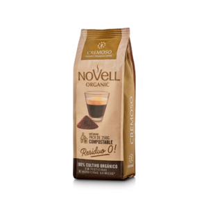 cafe molido cremoso