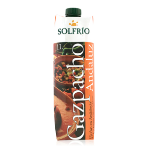 gazpacho solfrio