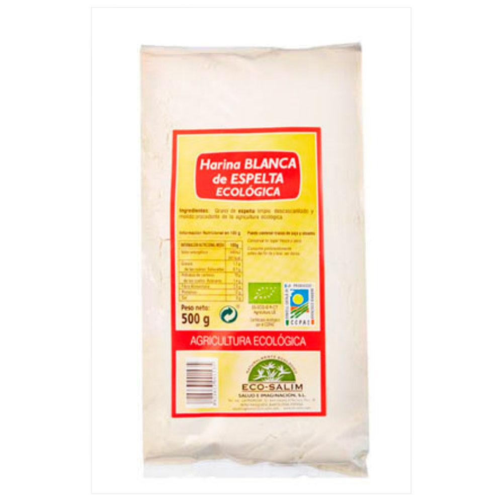 harina espelta eco