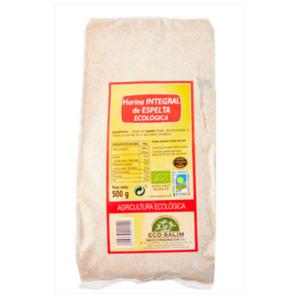 harina integral espelta eco