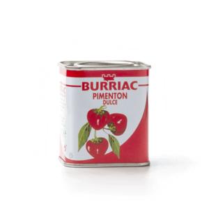 pebre vermell llauna burriac 75g 1000p