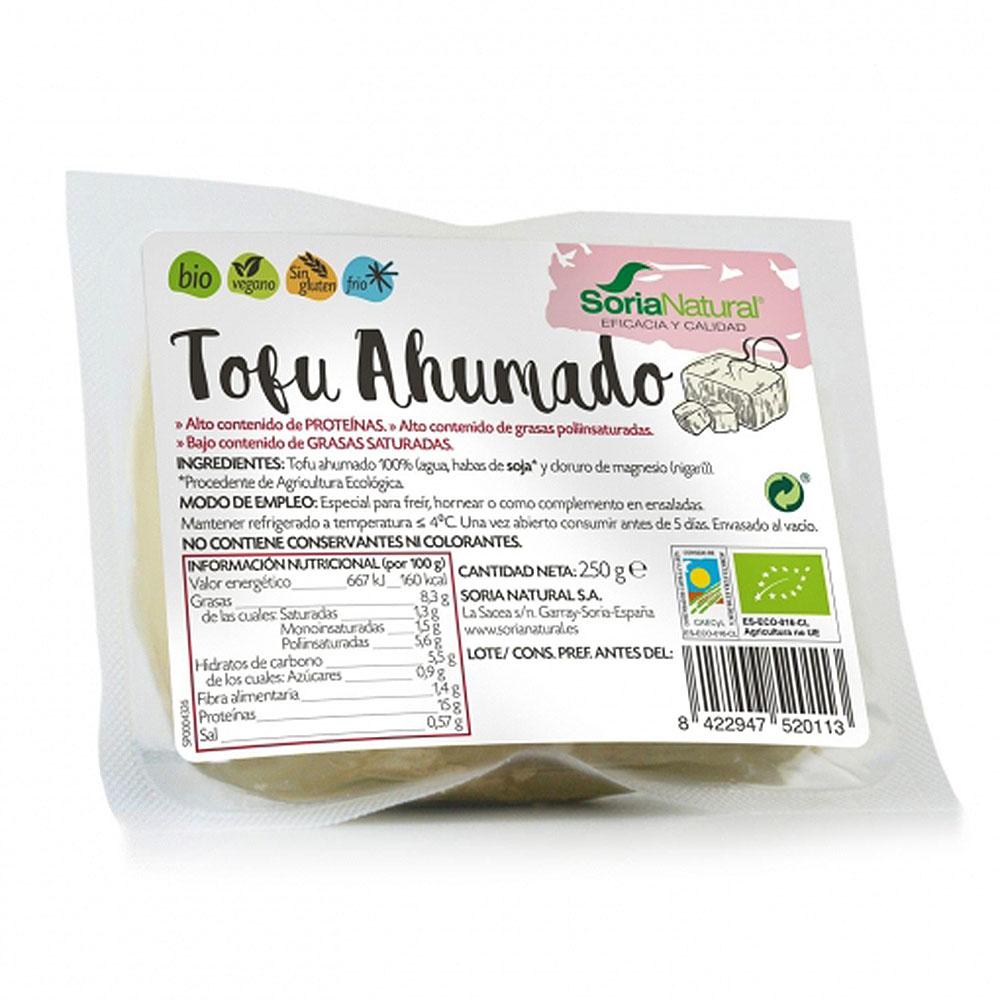 tofu ahumado SORIA NAT 1000p