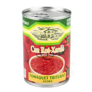 tomate lata triturado bote